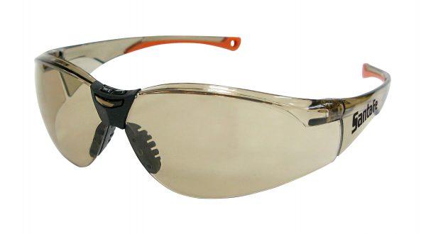 EBR334 Santa Fe Safety Glasses Bronze