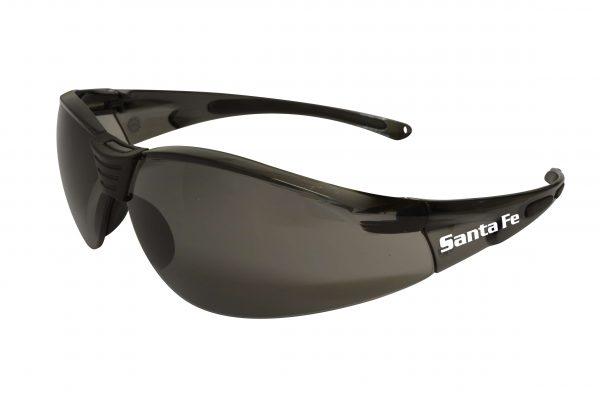 EBR336 Santa Fe Safety Glasses Smoke