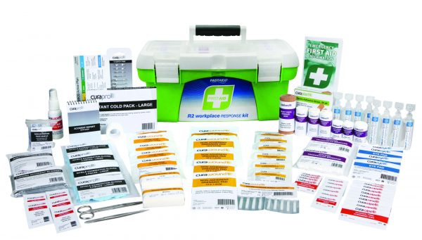 FAR299 First Aid Kit Workplace Response Kit Tackle Box