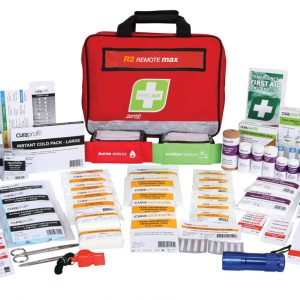 First Aid Kits & AED's