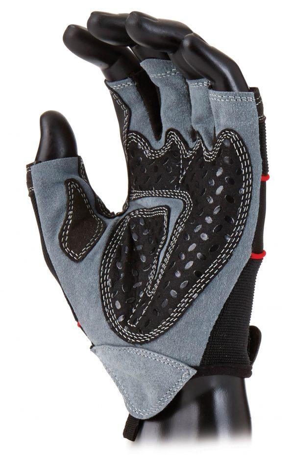 GMF117a G-Force 'Grip' Fingerless Gloves