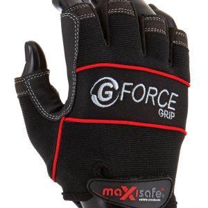 GMF117b G-Force 'Grip' Fingerless Gloves