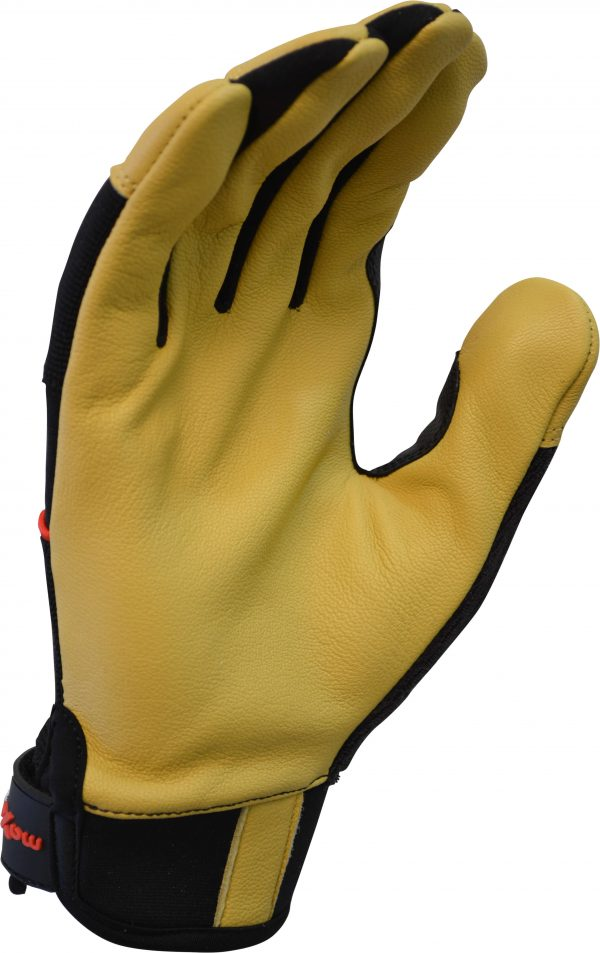 GML158b G-Force 'Leather' Mechanics Glove