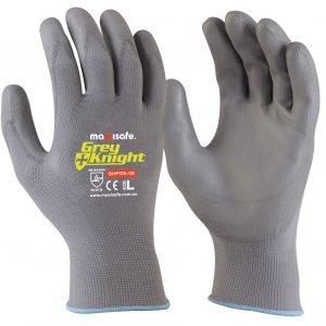 GNP136c 'Grey Knight' PU Coated Glove