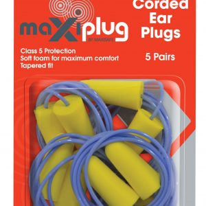 HEC670 MaxiPlug Corded – 5 Pack