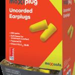 HEU645 MaxiPlug Earplugs 200 Pairs - Box