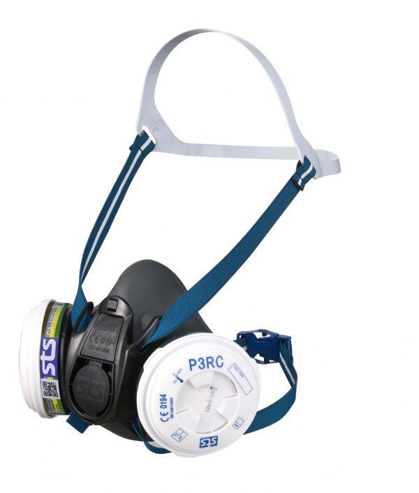 RRS01_P2RC_ABEK1 MaxiPak Half Mask 'Chemical' Respiratory Kit
