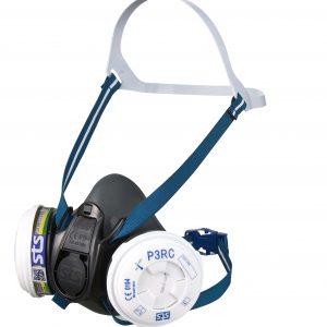 RRS01_P2RC MaxiPak Half Mask 'Painters' Respiratory Kit