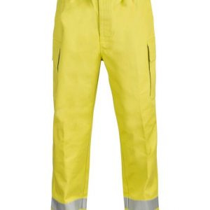 FWPP106 Ranger's Wildland Fire - Fighting Trouser With Fr Reflective Tape Front