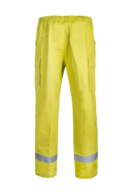 FWPP106 Ranger's Wildland Fire - Fighting Trouser With Fr Reflective Tape Back