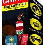 Camping Fire Safety Kit