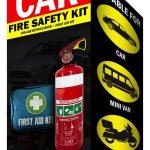 Car Fire Safety Kit
