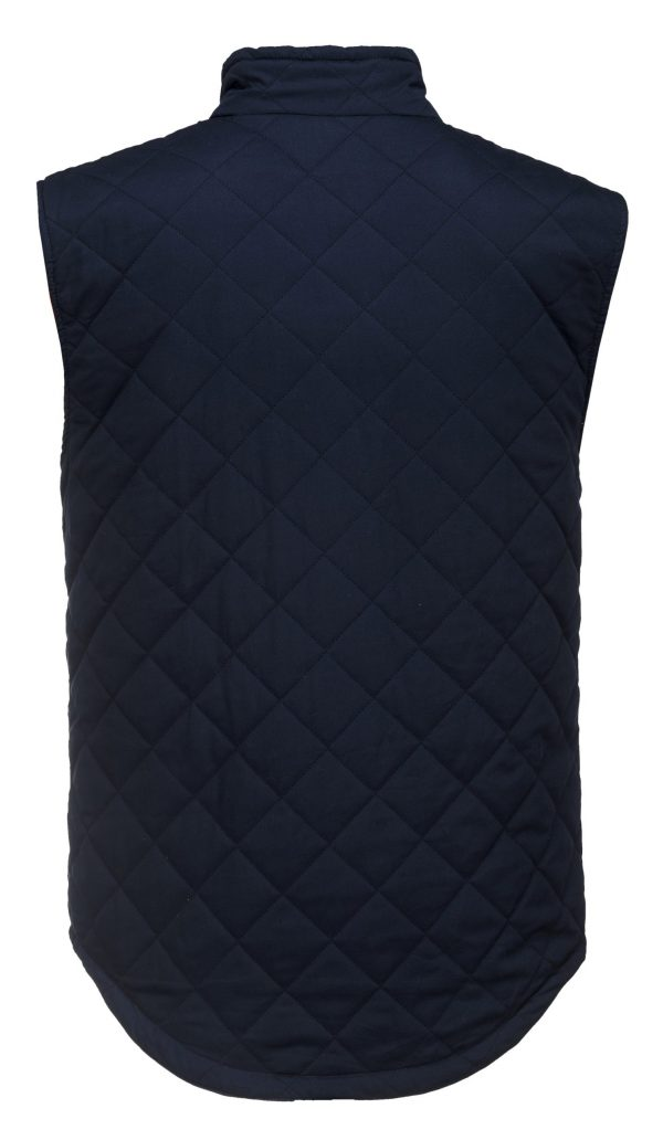 MV278 - 100% Cotton Reversible Vest R2