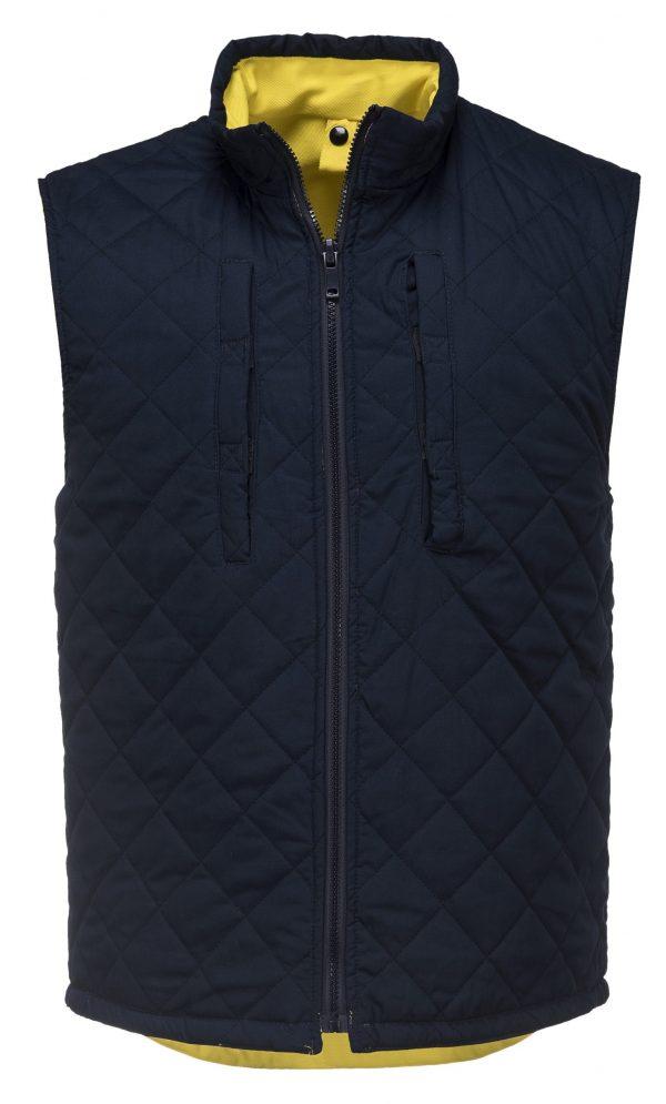 MV278 - 100% Cotton Reversible Vest R1