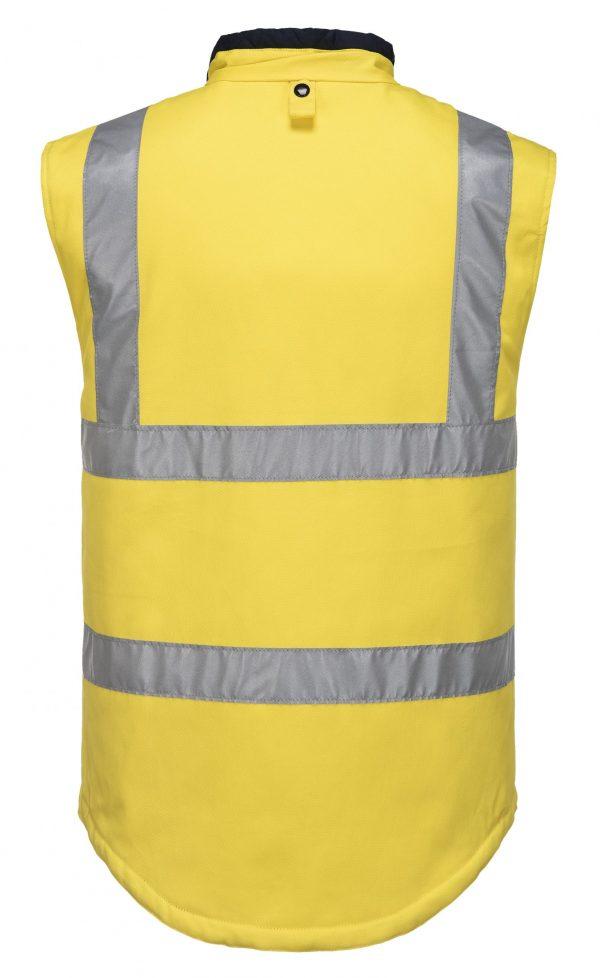MV278 - 100% Cotton Reversible Vest Y2