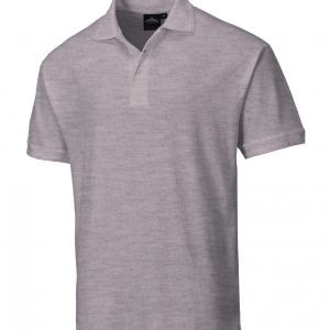 B210 - Naples Polo Shirt GRY
