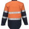 FR04 - ARC2 Portflame Shirt ORG2