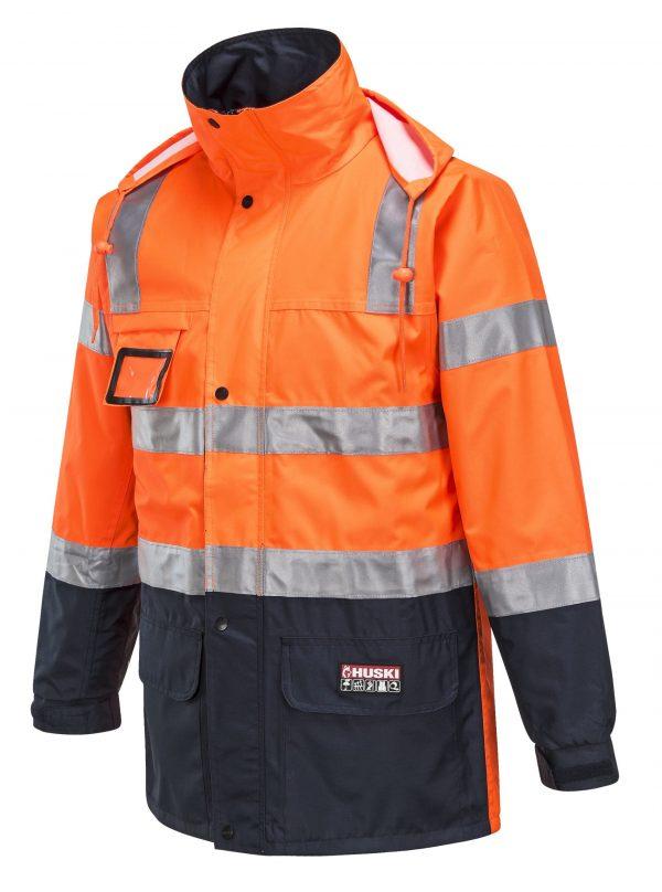 HUSKI - Transit Jacket K8095 ORG2