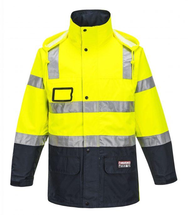 HUSKI - Transit Jacket K8095 YEL