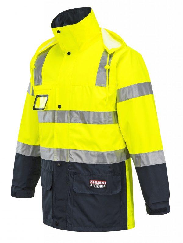HUSKI - Transit Jacket K8095 YEL2