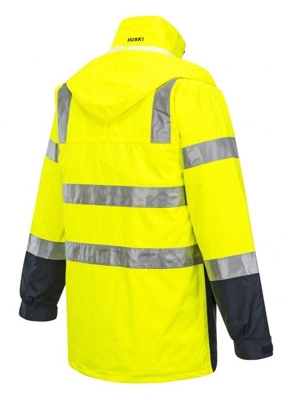 HUSKI - Transit Jacket K8095 YEL3