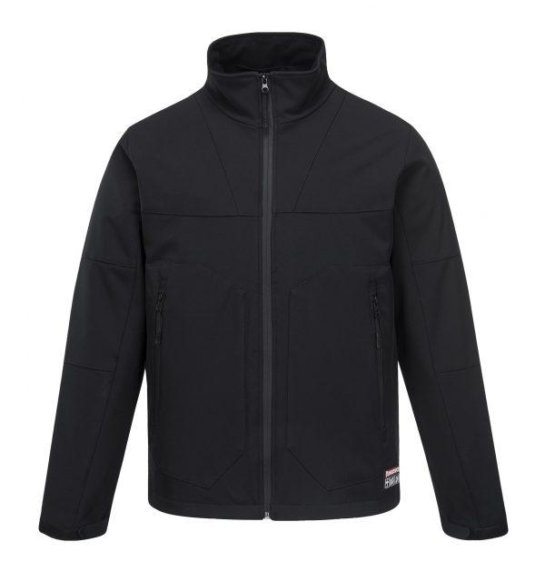 K8177 Nero Softshell Jacket BLK