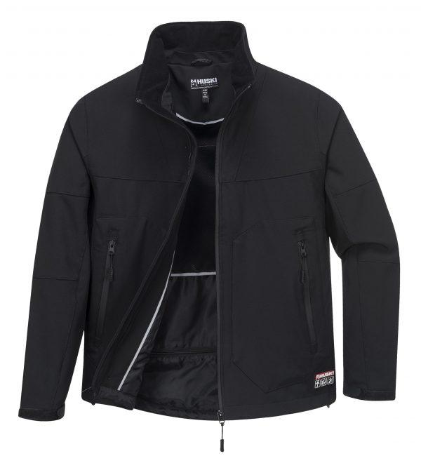 K8177 Nero Softshell Jacket BLK1