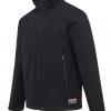 K8177 Nero Softshell Jacket BLK2