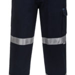 MD701 - Cargo Pants with Double Tape - Prime Mover NVY