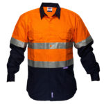 MF101 - Flame Resistant Shirt - Prime Mover ORG