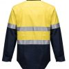 MF101 - Flame Resistant Shirt - Prime Mover YEL2