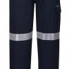 MP701 - Cotton Cargo Pants with Tape - Prime Mover NVY