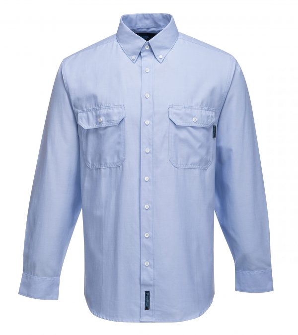 MS868 - Adelaide Shirt, Poly Cotton Long Sleeve, Light Weight