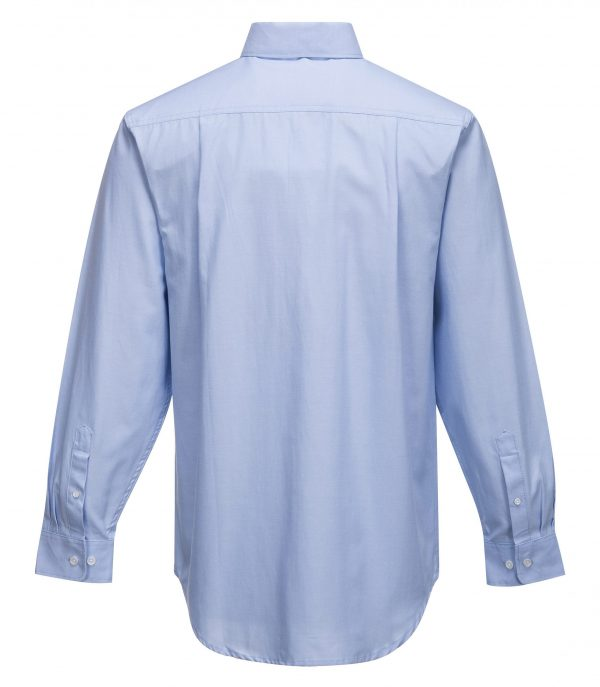 MS868 - Adelaide Shirt, Poly Cotton Long Sleeve, Light Weight R