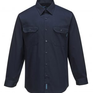 MS903 - Adelaide Shirt, Cotton Long Sleeve, Regular Weight N1