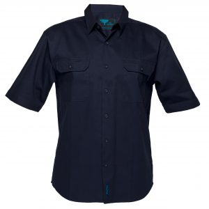 MS905 - Adelaide Shirt, Cotton Short Sleeve, Regular Weight N