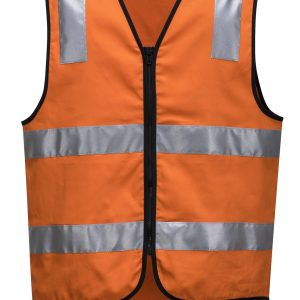 MW338 - 100% Cotton Day/Night Vest - Prime Mover ORG1