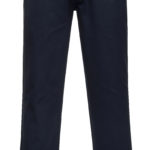 MW703 - Straight Leg Cotton Drill Pants - Prime Mover NVY