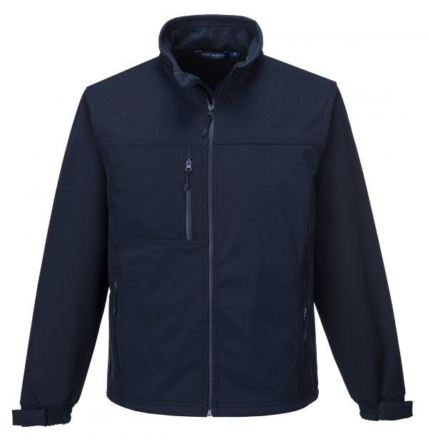 TK50 - Softshell Jacket 3 Layer NVY1