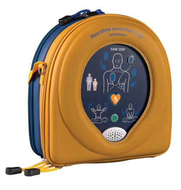 HeartSine Samaritan RD350 AED case