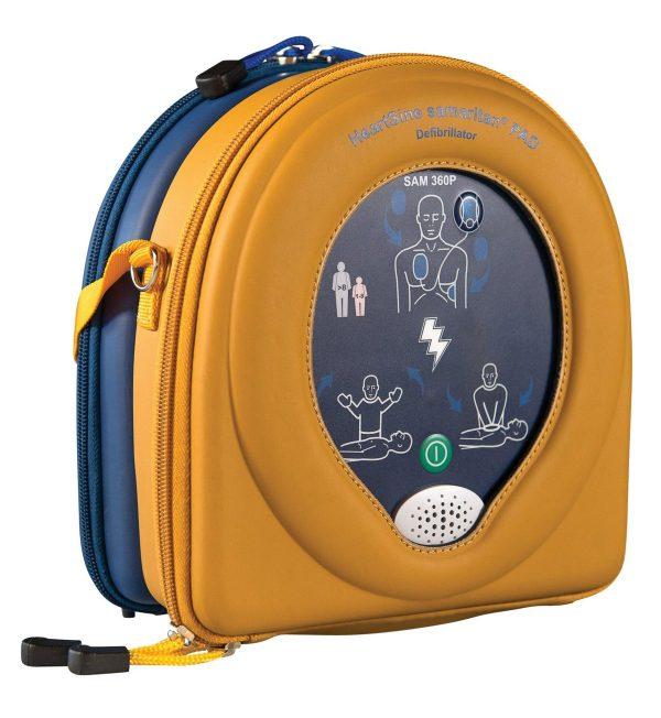 HeartSine Samaritan RD360 AED case