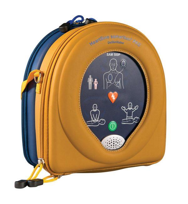 HeartSine Samaritan RD500 AED case