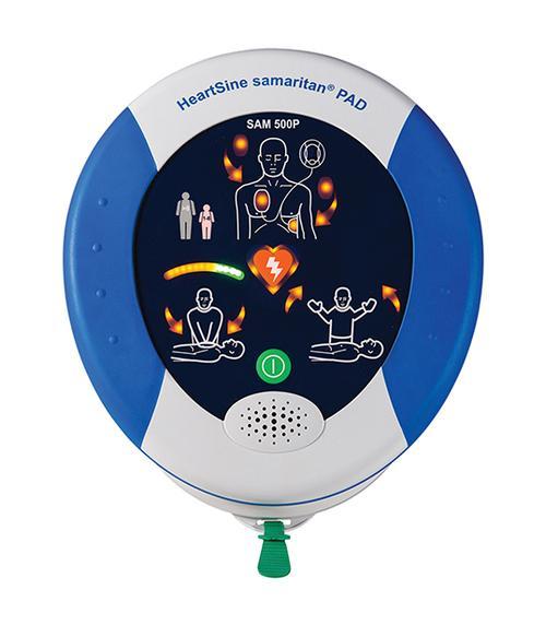 HeartSine Samaritan RD500 AED