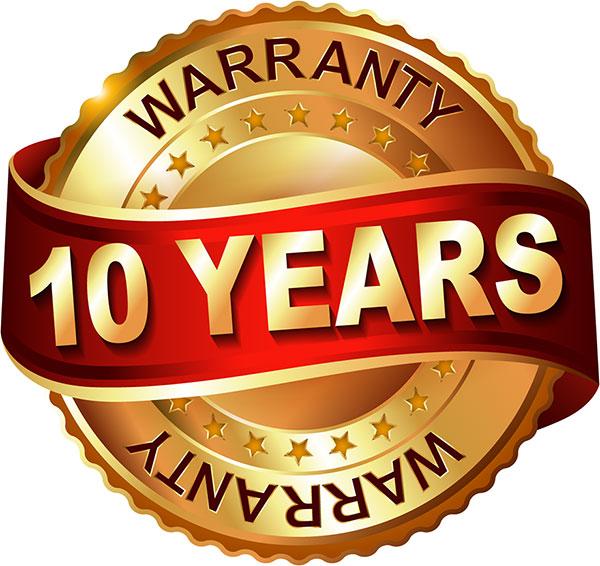 Red Smoke Alarms 10yr Warranty