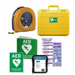 HeartSine Samaritan RD350 AED Hard Case Bundle