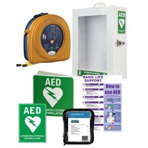 HeartSine Samaritan RD350 AED STD Bundle