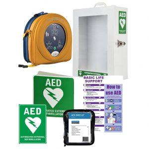 HeartSine Samaritan RD360 AED STD Bundle