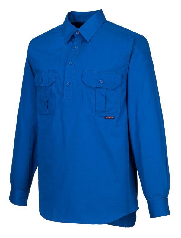 MC903 - Adelaide Shirt, Long Sleeve, Light Weight CB