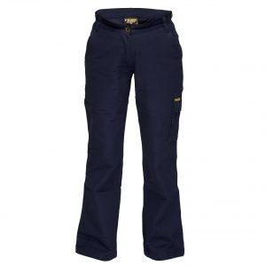 ML708 - Ladies Cargo Pants