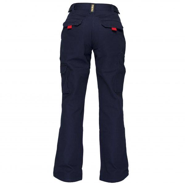 ML708 - Ladies Cargo Pants 2